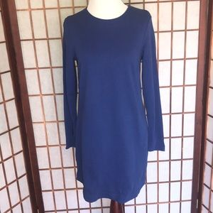 H&M Blue Dress